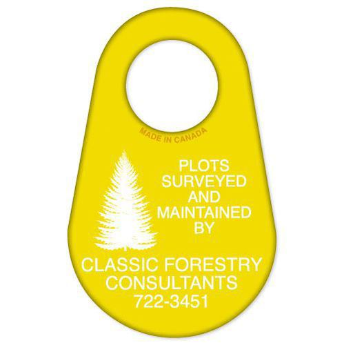 Weather Resistant Nylon Tags