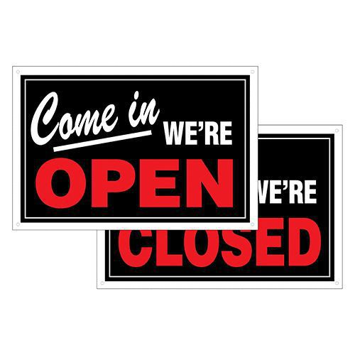 OPEN / CLOSED  15